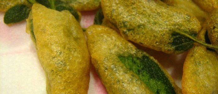 Recette italienne beignets à la sauce