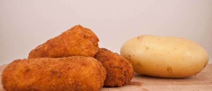 Recette italienne croquettes de pommes de terre