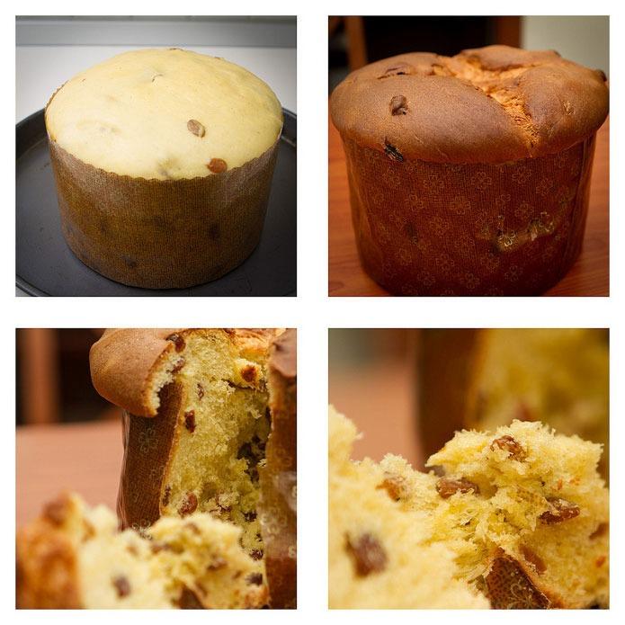 Panettone la recette italienne originale la cuisine italienne - Cuisine originale recette ...