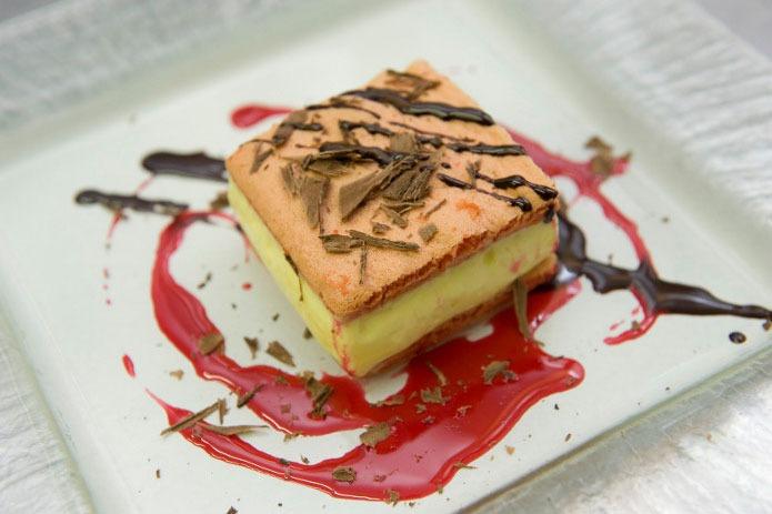 Zuppa inglese la recette italienne dessert de la cuisine italienne - Cuisine italienne recette ...