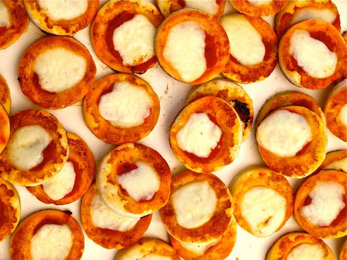 Recette italienne pizzette calabraises