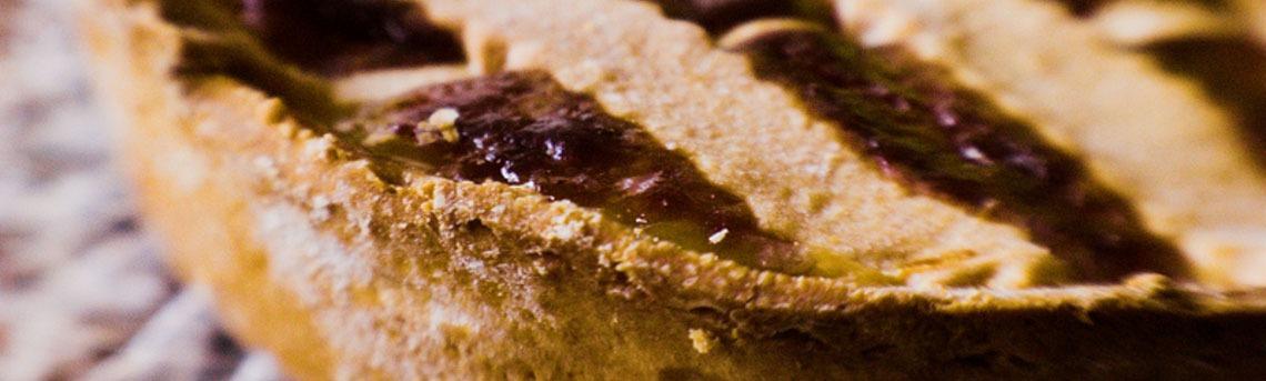 Pastiera napolitaine la cuisine italienne - Cuisine italienne dessert ...