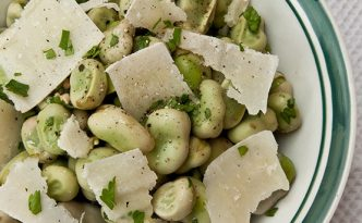 salade-feves-et-pecorino