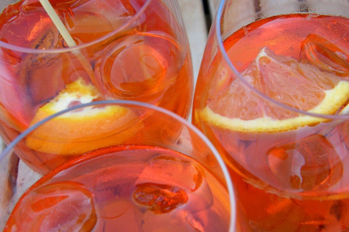 recette italienne spritz