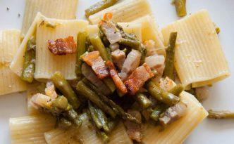paccheri-rigati-asperges-et-pancetta