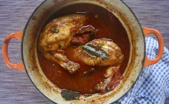 Recette italienne poulet chasseur