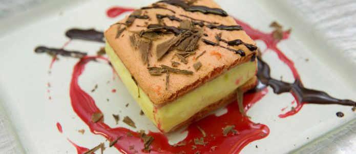 Recette italienne zuppa inglese