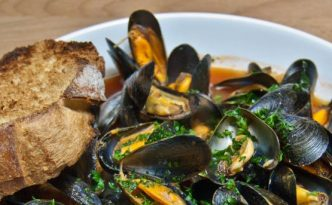 Soupes de moules